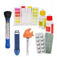 Hőmérők, Klór/Ph mérők, teszterek
